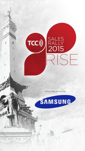 TCC Sales Rally