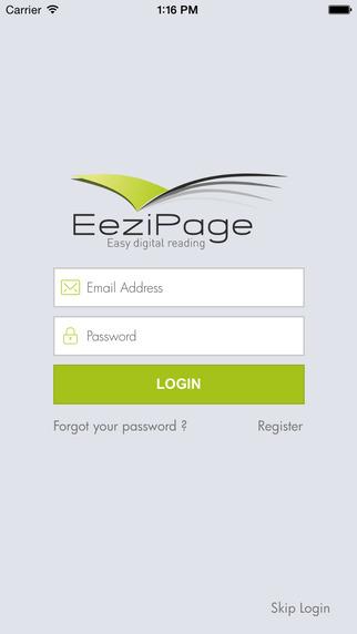 EeziPage