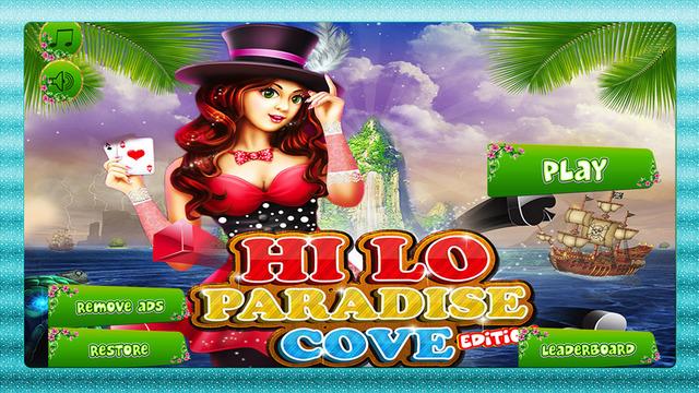 Hi Lo Paradise Cove Edition