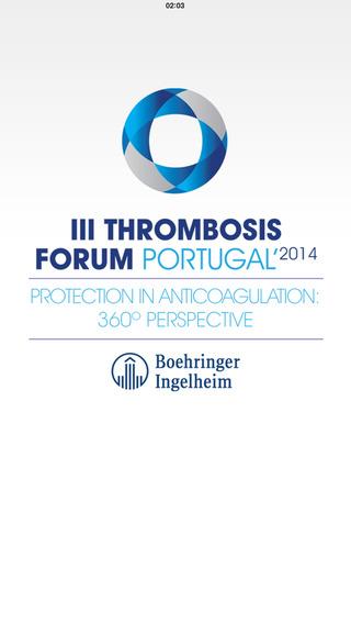Thrombosis Forum PT