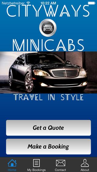 Cityways Minicab
