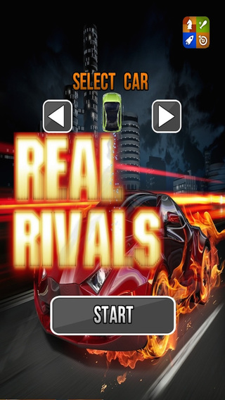 Real Rivals -- Free Racing Game