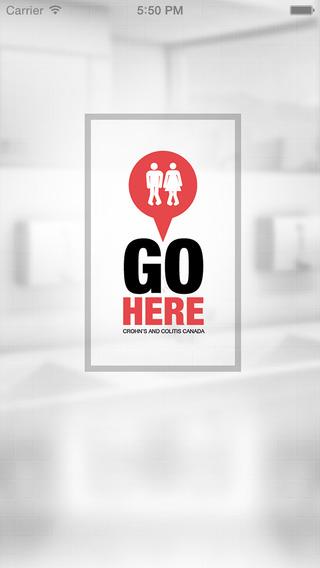 GoHere: Washroom Locator