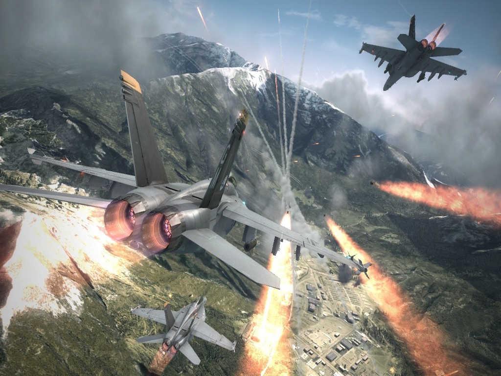 Best air combat game app