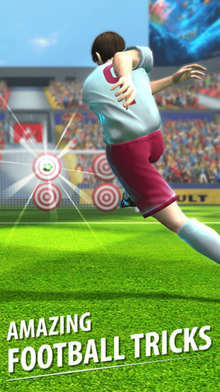 WORLD FOOTBALL CHAMPIONS GAME: Soccer League Flick - Kick Sports