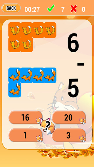 Math Practice Games For Little Fox Version