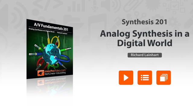 Analog Synthesis in a Digital World