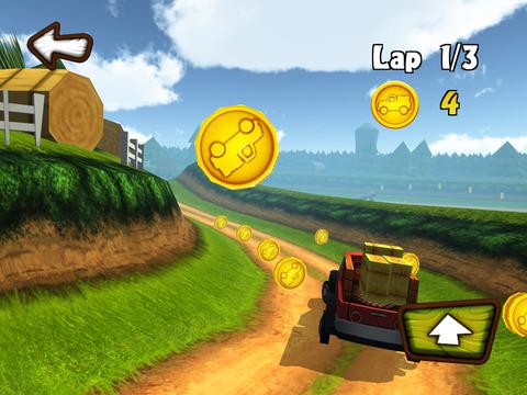 Скачать игру Fun Kid Racing 3D