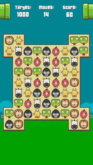 Ani Mals - Play Free 8-bit Mini Matching Pets Mania Games