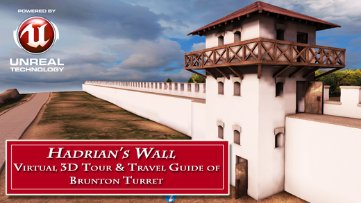 Hadrian's Wall. The most heavily fortified border in the Roman Empire - Virtual 3D Tour Travel Guide