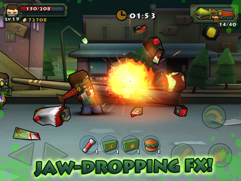 Screenshot #3 for Call of Mini™ Brawlers