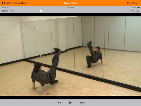 Hip Hop Instruction Premium Edition Curriculum + Extras! iPad Screenshot 2