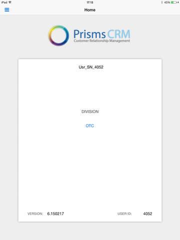 PrismsCRM