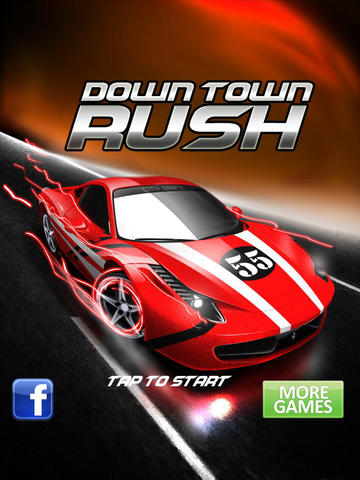 Down Town Rush HD Car Race