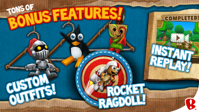 Ragdoll Blaster 3 screenshot 5