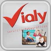 Vialy App Alogo