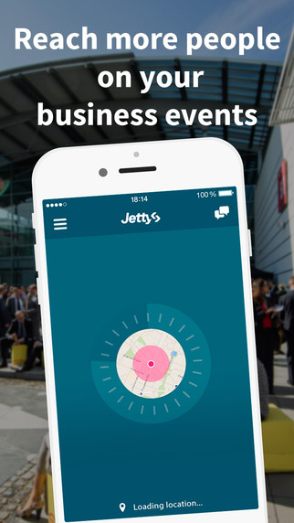 Jetty - Your digital name tag for any professional networking event