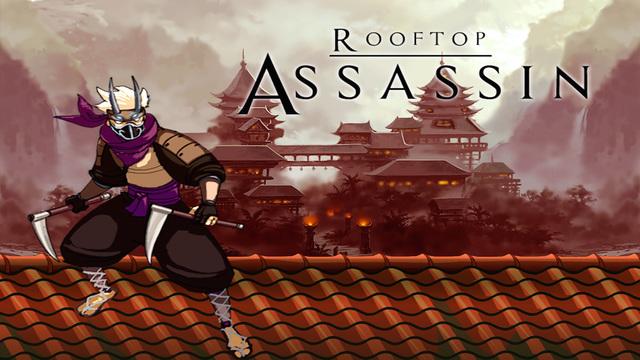 【免費遊戲App】Amazing Rooftop Assassin Ninjas - Busting Crime In The City Paid-APP點子