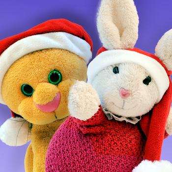 Karsten og Petras vidunderlige jul LOGO-APP點子