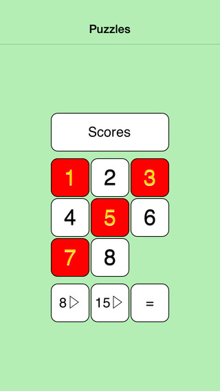Sliding Puzzles 8 15