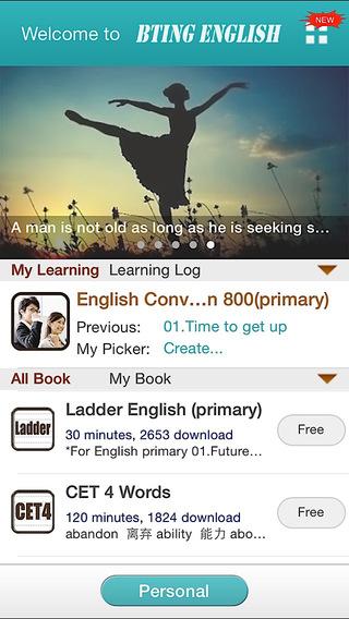 bting English