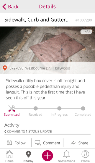 City of West Hollywood Official App