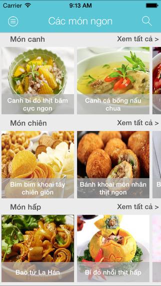Món Ăn Việt HD