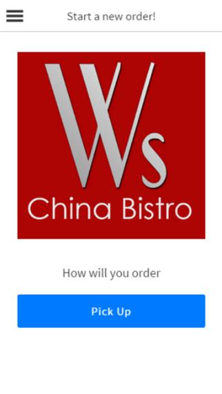 Ws China Bistro