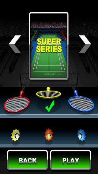 Badminton Game Fun