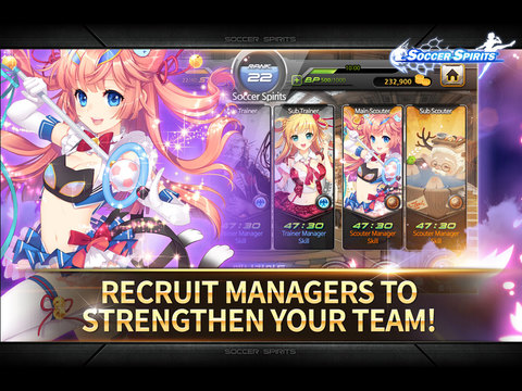 Soccer Spirits Screenshots