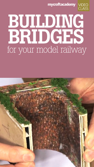 Building Bridges for your Model Railway