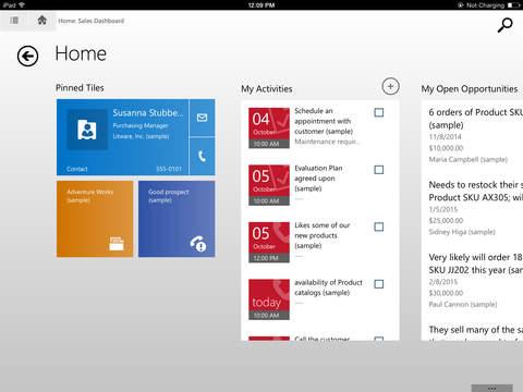 Microsoft Dynamics CRM for Good