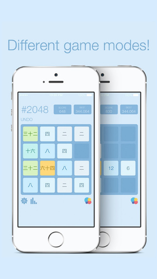 2048 3x3-4x4-5x5 - multi mode
