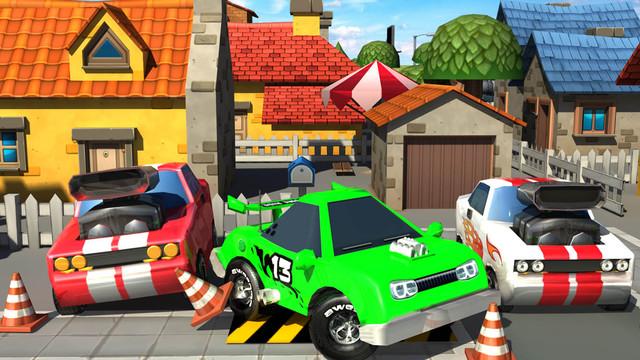 Toon City Parking Mania