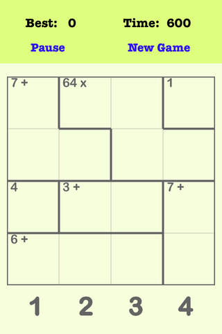 Are You Clever ? - 4X4 Puzzle screenshot 1