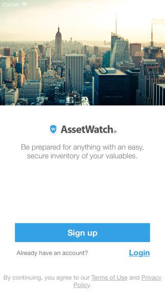 AssetWatch Client