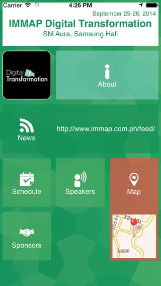 IMMAP Digital Transformation