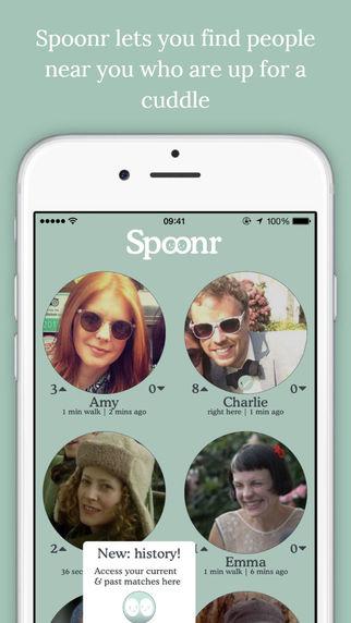 Spoonr - 1 Original Cuddle App