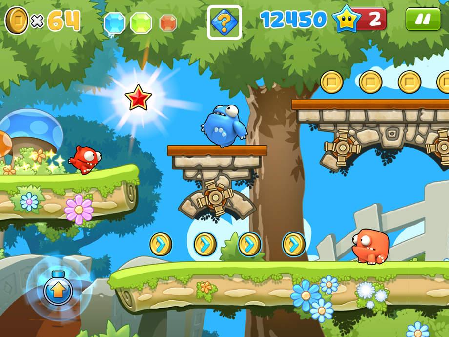 Mega Run - Redford's Adventure - iPhone Mobile Analytics and App Store Data