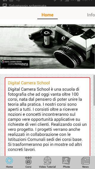Digital Camera School