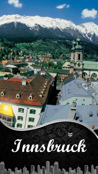 Innsbruck Offline Travel Guide
