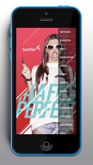 Baxtter App