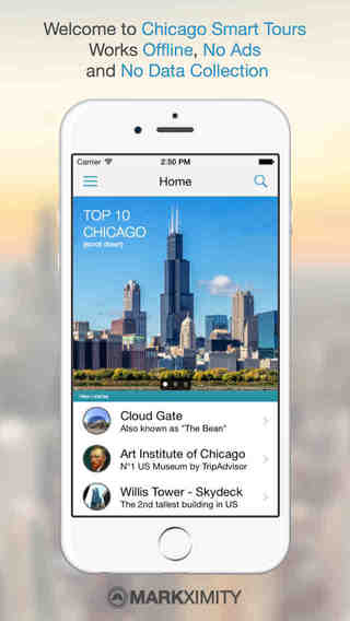Chicago Smart Tours Guide