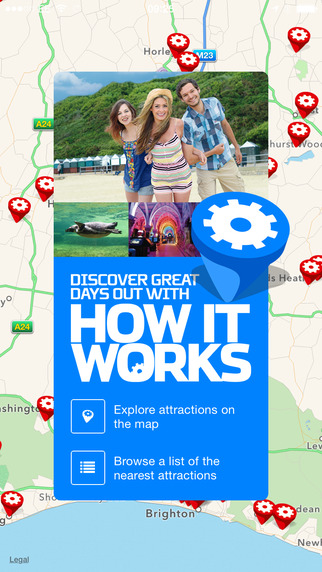 How it Works: Great Days Out