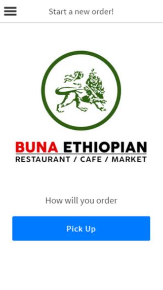 Buna Ethiopian Market Cafe Restaurant