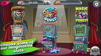 Screenshot 3 Lucky Spin: Игровые Автоматы!  Казино Вишни Делюкс – Лучшие Слоты Вегаса
