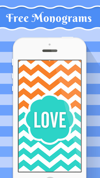 Monogram - Wallpapers and Themes Maker HD