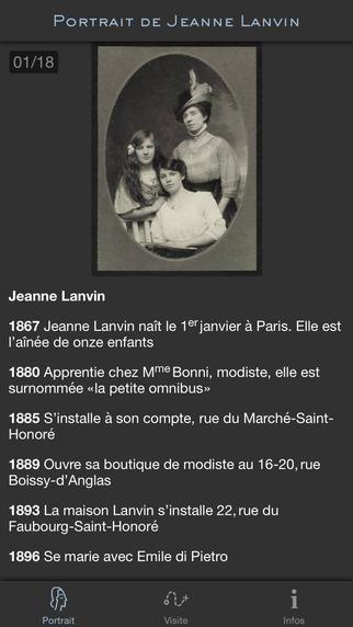 Jeanne Lanvin exposition au Palais Galliera