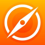 指南针++ PRO – 获取设计精美的指南针![iOS]