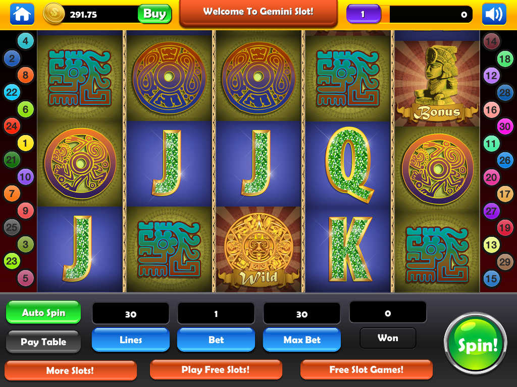 All free slots games with Scatter Symbols